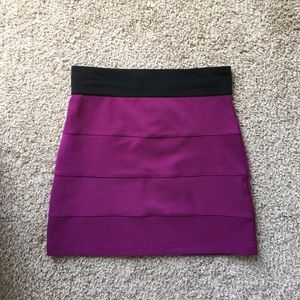 bodycon skirt!
